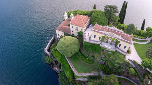 Balbianello aerial Daniela Tanzi Photographer photo