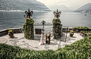 Wedding lake Como Daniela Tanzi Photographer Stars Wars