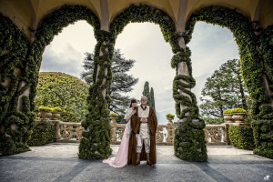 Wedding photographer Daniela Tanzi photo Stars Wars